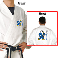Tiger Claw Traditional Light Weight Karate Uniform - Kid Eagle