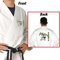 Tiger Claw Traditional Light Weight Karate Uniform - Kid Mantis