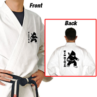Tiger Claw Traditional Light Weight Karate Uniform - Kid Ninja