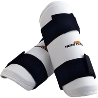 Tiger Claw White Coated Vinyl Forearm Guards
