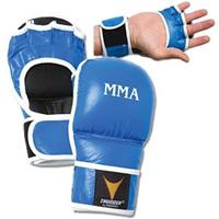 ProForce Blue Thunder MMA Training Gloves