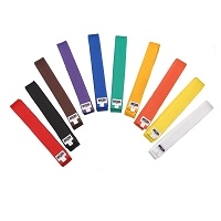 Macho Rank Karate Belts