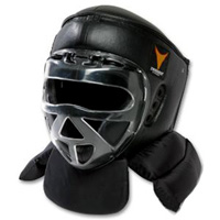 ProForce Thunder Padded Combat Head Guard w/ Face Shield