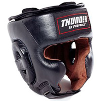 ProForce Thunder Leather Headgear