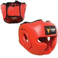 ProForce Thunder Vinyl Full Face Boxing Headgear