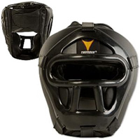 ProForce Thunder Vinyl Head Guard w/ Face Shield