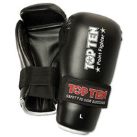 Top Ten Point Fighter Karate Sparring Gloves