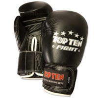 Top Ten Boxing Sparring Gloves - Black