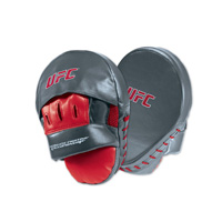 UFC Punch Mitt Red/Gray