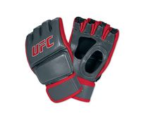 UFC Training Glove - Red/Gray