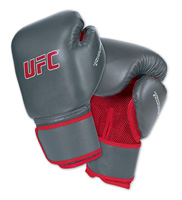 UFC Heavy Bag Glove - Red/Gray