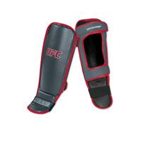 UFC Shin/Instep Guard - Red/Gray
