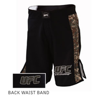 UFC Camo Fight Shorts