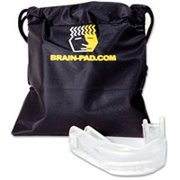 Wipss 'Brain Pad' Jaw-Joint Protector Mouthguard