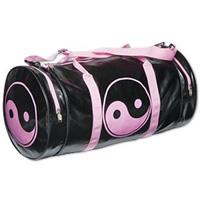 Pink Yin & Yang Sport Bag