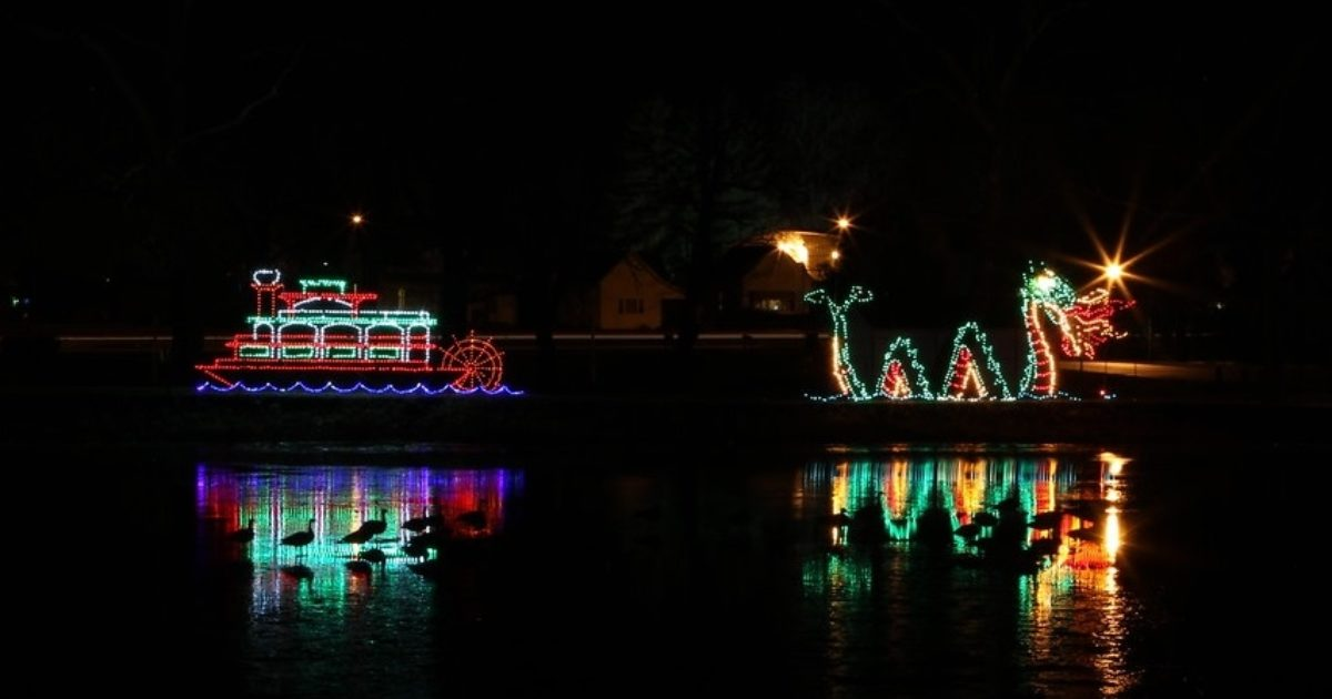- City Of Marion Parks & Recreation Department: Walkway Of Lights