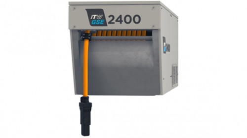 ITW GSE Hobart 2400 Power Coil 400Hz AC Ground Power Unit