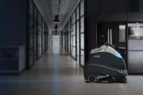 Liberty SC50 Autonomous Floor Scrubber