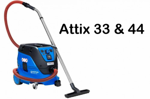 Attix Shop Vacuum