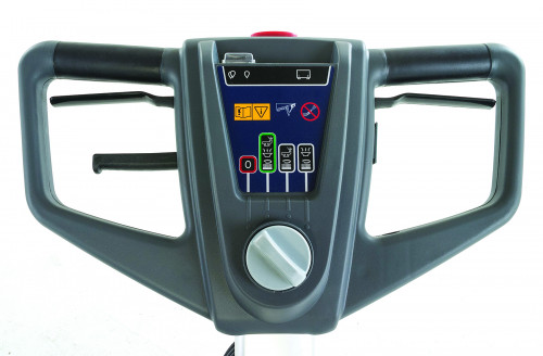 SC351 floor scrubber Controls