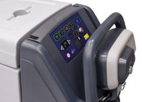 Adfinity floor scrubber Controls