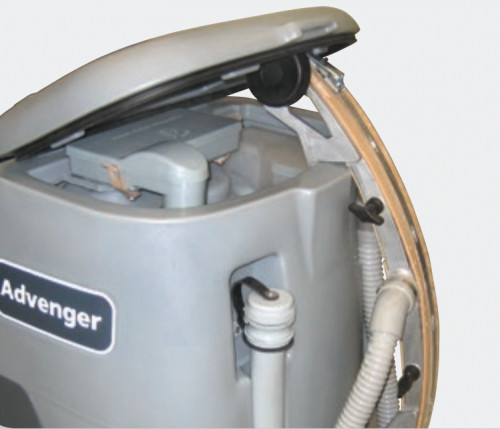 The Advenger Recovery Tank