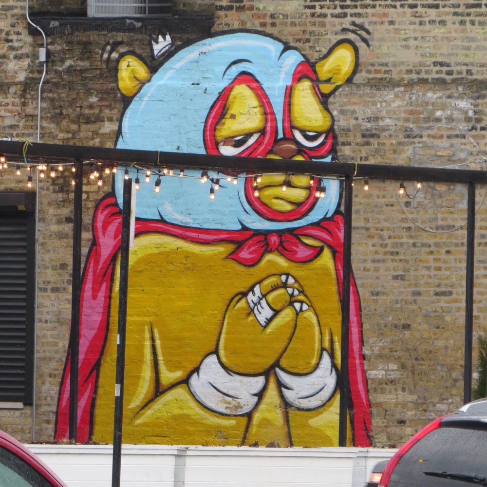 Character Murals and Street Art | FindMASA