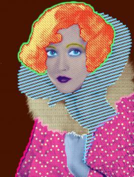 Marion Davies by Matt Kane
