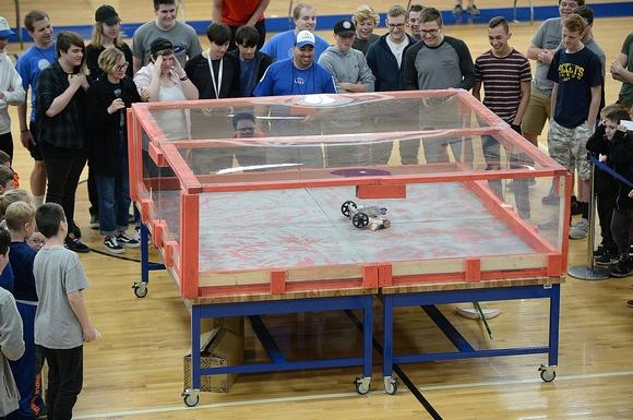Battle Bot Competition