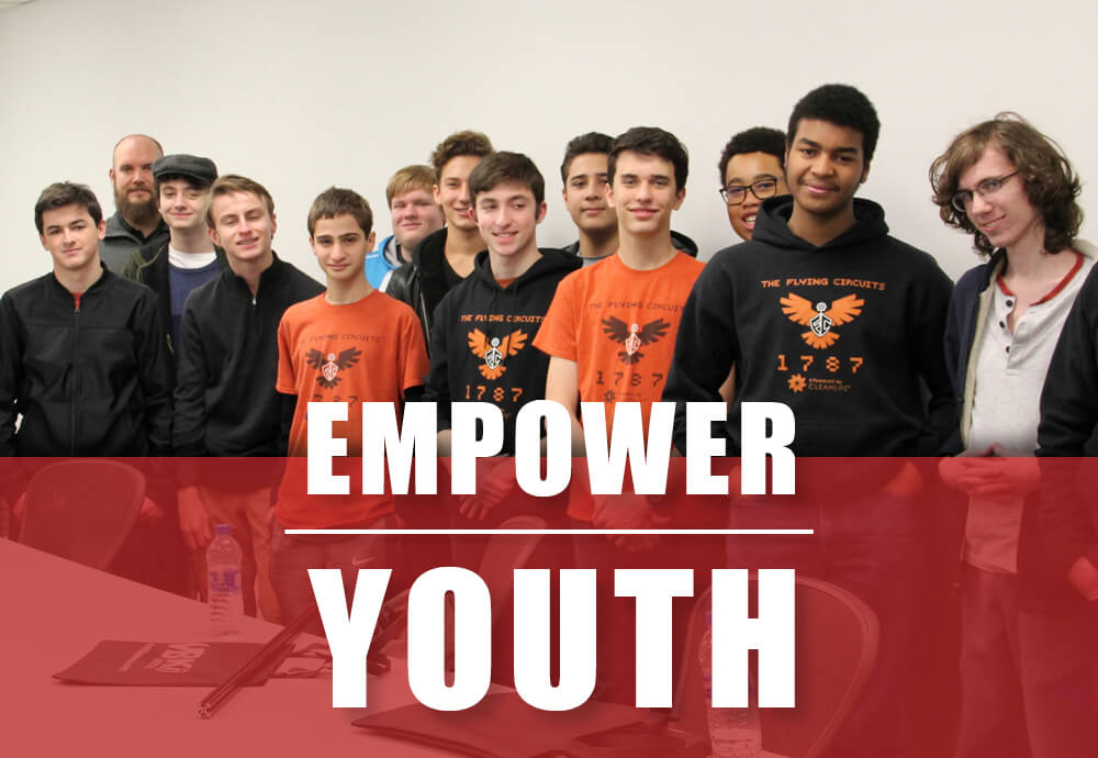 Empower Youth through STEM education