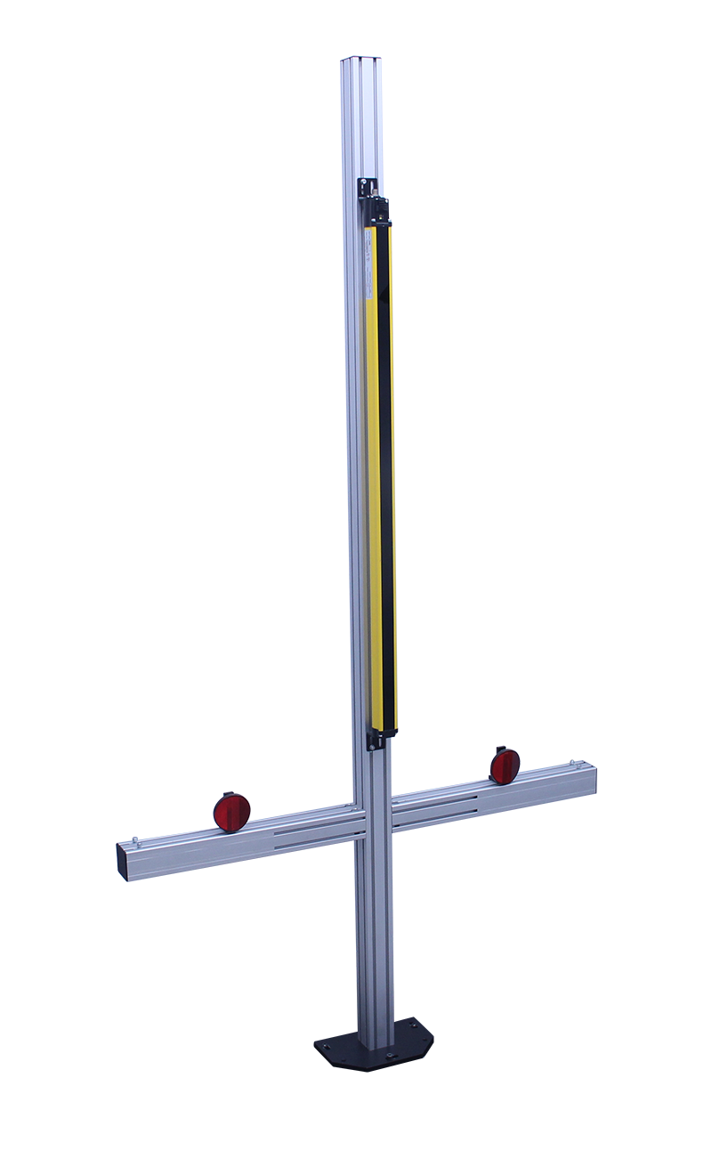 Safety Foot Mounting Column