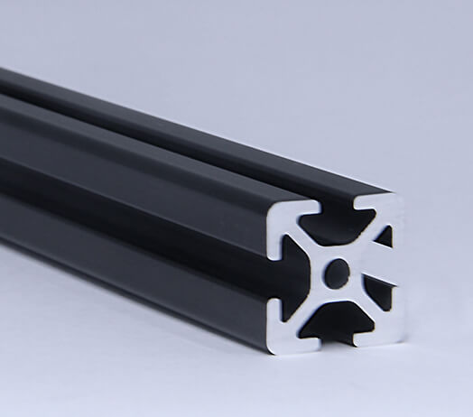 Line 5 20x20 Black Profile