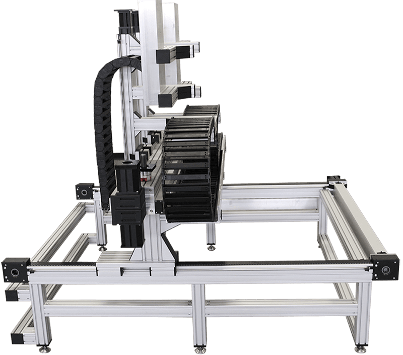 Belt-driven Linear Motion Systems