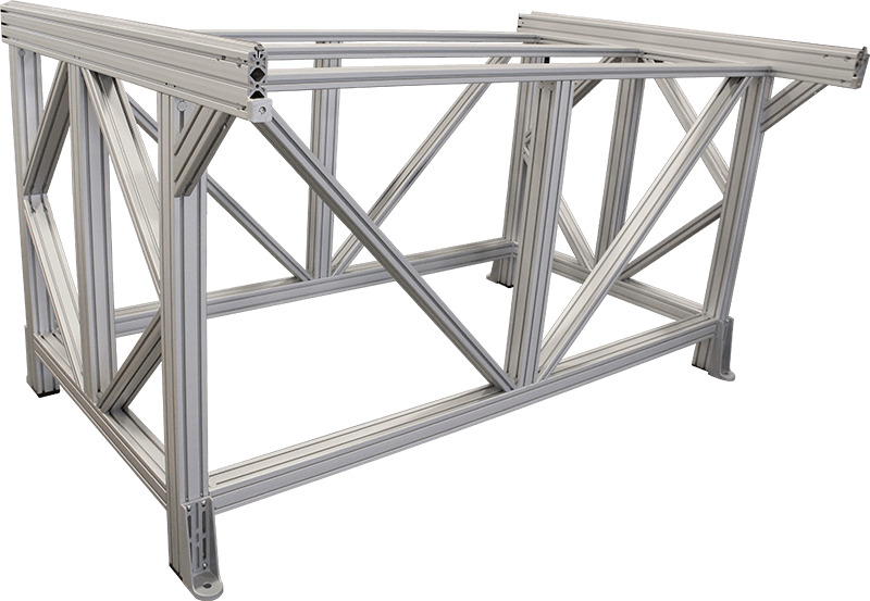 Extruded Aluminum Structures