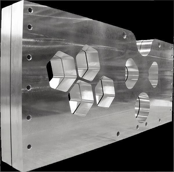 Aluminum Extrusion Miter Cuts