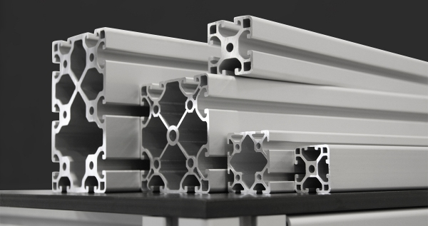 Extruded Aluminum Lines