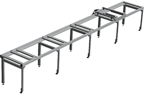 Dynamic Aluminum Profile Structures