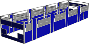 Linear Motion Safety Enclosures