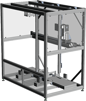 Linear Safety Enclosure