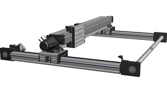 Ball-Screw Linear Motion Application