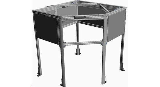 Raised Enclosure