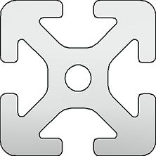Standard Aluminum Profile