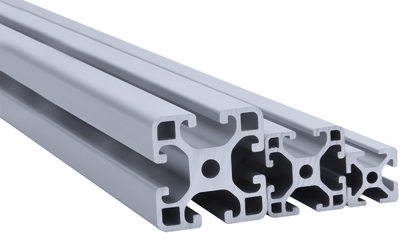 Extruded Aluminum Profile Lines