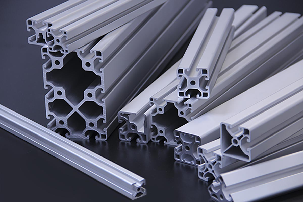 Extruded Aluminum Framing