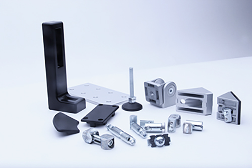 Extruded Aluminum Fasteners, Hardware & Components