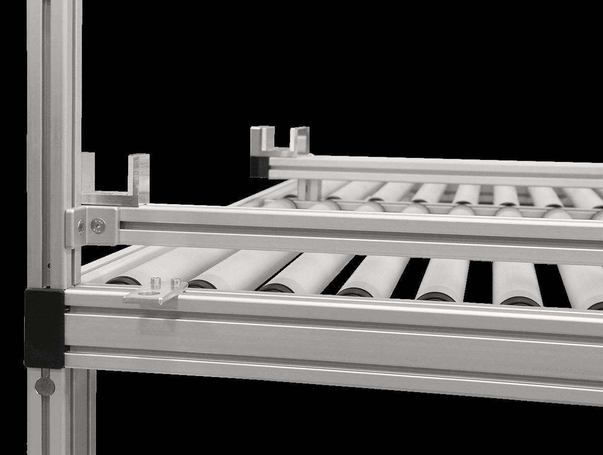 T Slot aluminum Material Handling