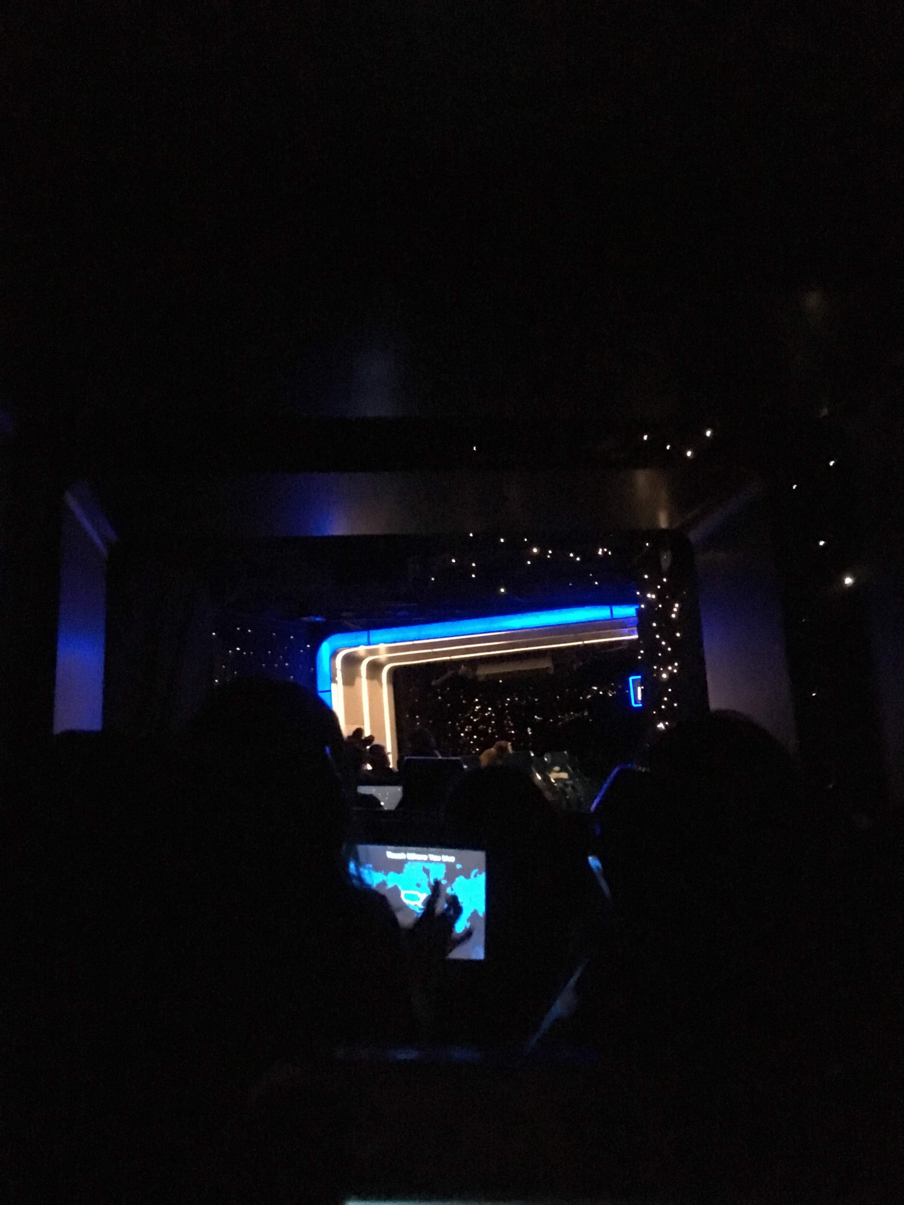 disney world's epcot spaceship earth ride