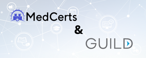 MedCerts Partners with Guild Education to Provide Course Offerings to Fortune 500 Employees