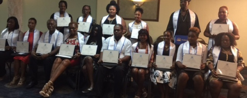 MedCerts Making a Difference in the Virgin Islands