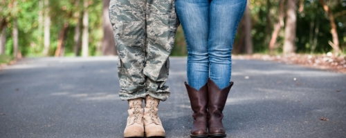 Who Do You Think Deserves to be the Next Military Spouse of the Year?